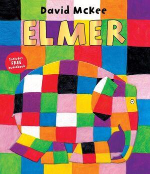 ELMER BIG BOOK