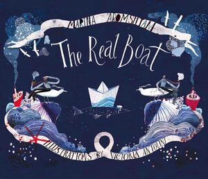 THE REAL BOAT
