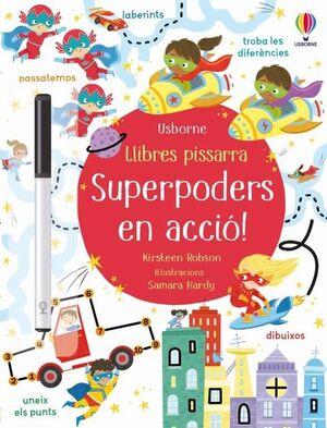 SUPERPODERS EN ACCIÓ