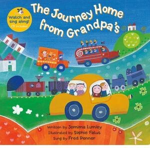 Journey home from Grandpa's (with singalong CD)
