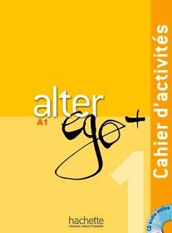 ALTER EGO 1 PLUS EJER+CD
