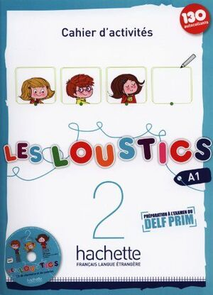 LES LOUSTICS A1.2 EJERCICIOS+CD