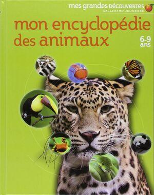 Mon encyclopédie des animaux