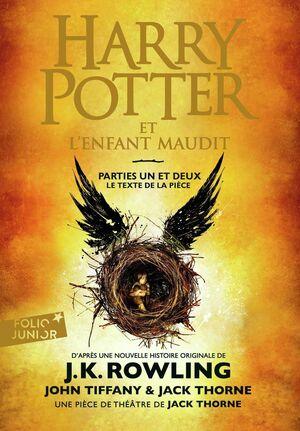 Harry Potter et l'Enfant Maudit - Parties 1 et 2