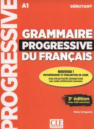 Grammaire progressive du français débutant