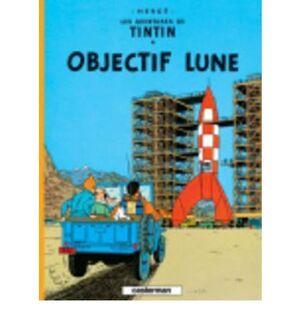 TINTIN OBJETIF LUNE (FRANCES)