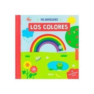 Mis animágenes, los colores