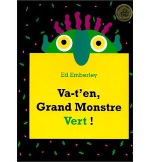 VA-TEN GRAND MONSTRE VERT