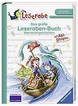 Das gro�e Leseraben-Buch - Abenteuergeschichten