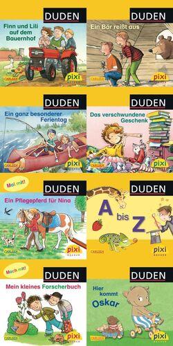Pixi--Buch der Serie 216: Duden-Kinderbücher (einzeln verkauft/vendido por separado)