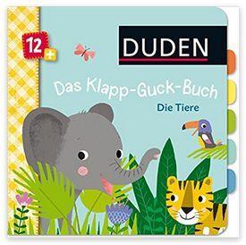 Das Klapp-Guck-Buch. Die Tiere