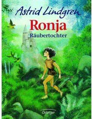 Lindgren, A: Ronja Raeubertochter