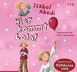Abedi. I: Hier kommt Lola! - 2 CD's