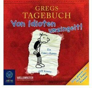 Kinney, J: Gregs Tagebuch 1 Von Idioten umzingelt (CD)