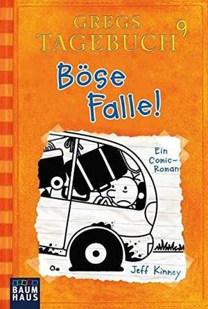 Gregs Tagebuch - Böse Falle! Band 9
