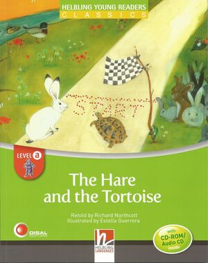 THE HARE AND THE TORTOISE + CD/CDR