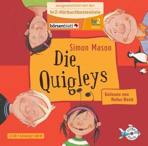 Mason, S: Quigleys/2 CDs