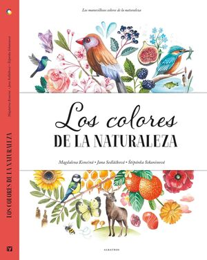 LOS COLORES DE LA NATURALEZA
