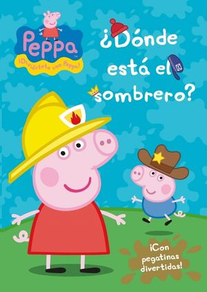 DONDE ESTA EL SOMBRERO PEPPA PIG