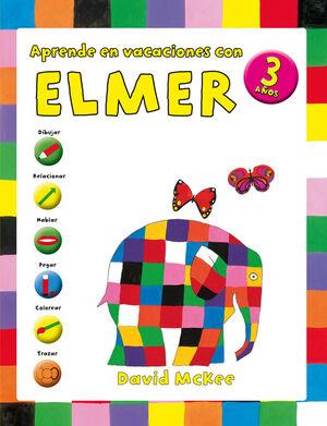 Aprende en vacaciones con Elmer 3 AÑOS
