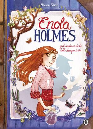Enola Holmes y el misterio de la doble desaparición (Enola Holmes. La novela grá