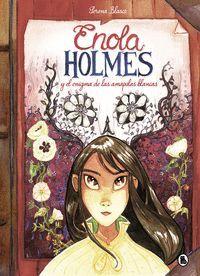 Enola Holmes y el enigma de las amapolas blancas (Enola Holmes. La novela gráfic