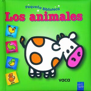 PEQUEÑA BCA.:LOS ANIMALES