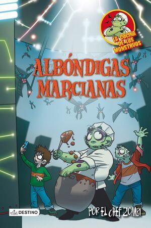 CM 10 ALBONDIGAS MARCIANAS