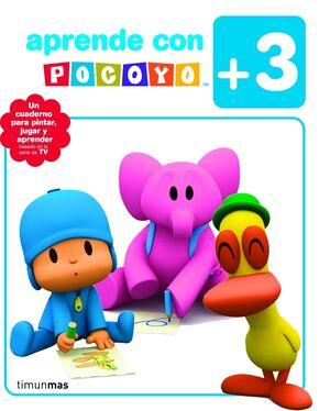 Aprende con Pocoyo (3+ años)