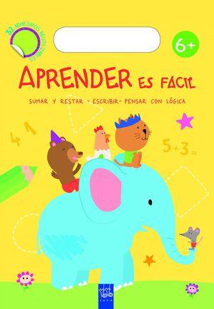 APRENDER ES FACIL +6