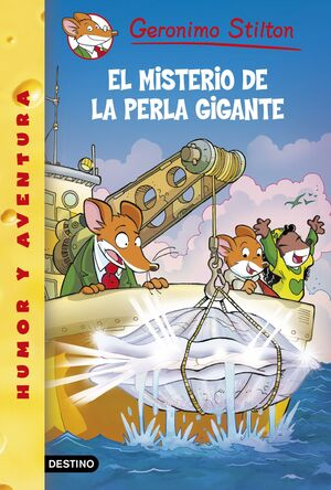 GS57.EL MISTERIO DE LA PERLA GIGANTE