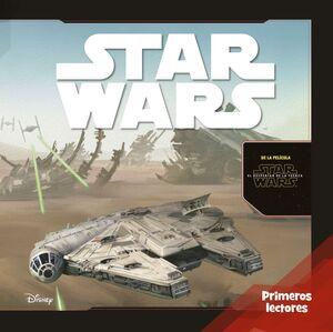 Star Wars: El despertar de la fuerza. Primeros lectores