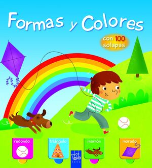 FORMAS Y COLORES CON 100 SOLAPAS