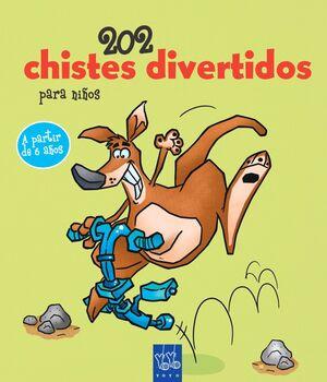 202 CHISTES DIVERTIDOS PARA NIÑOS. 2