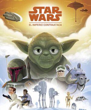 STAR WARS V. EL IMPERIO CONTRAATACA.CUENTO