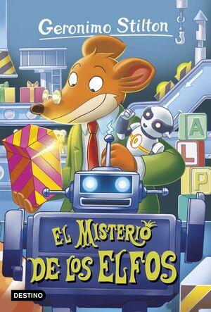 GS51N. EL MISTERIO DE LOS ELFOS