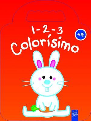 1-2-3 Colorísimo. +4 Liebre