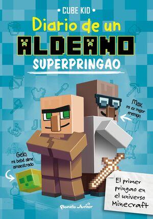 MINECRAFT. DIARIO DE UN ALDEANO PRINGAO 2