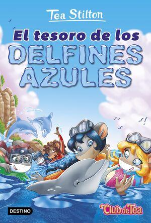 El tesoro de los delfines azules