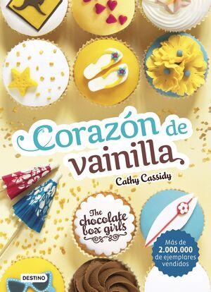 The Chocolate Box Girls. Corazón de vainilla