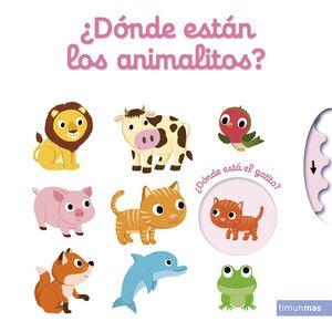 ¿Dónde están los animalitos?
