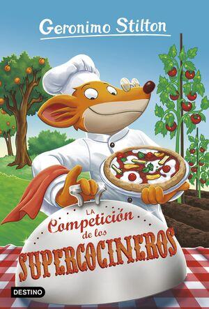 GS 68.LA COMPETICION DE LOS SUPERCOCINEROS