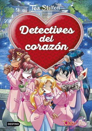TSE-DETECTIVE DEL CORAZON