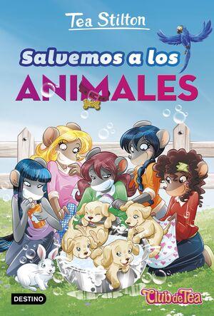 TS-VR21N. SALVEMOS LOS ANIMALES