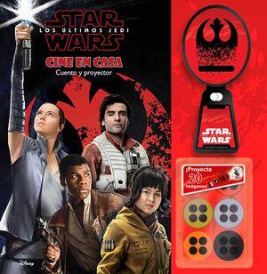 Star Wars. Los últimos Jedi. Cine en casa