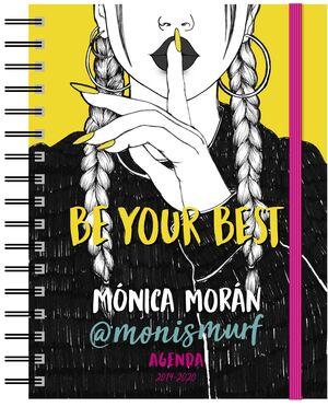 MONICA MORAN. AGENDA