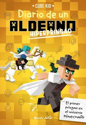 MINECRAFT - DIARIO DE UN ALDEANO HIPERPRINGAO