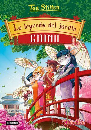 LA LEYENDA DEL JARDIN CHINO