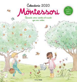 Calendario Montessori 2020