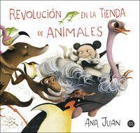 Revolución en la tienda de animales